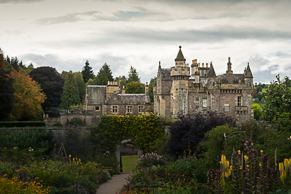 Abbotsford House-Melrose, Scotland