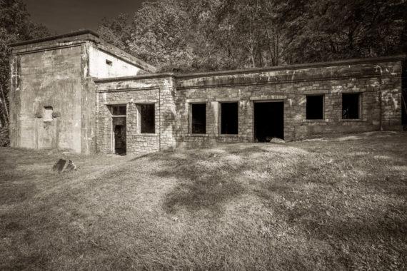 Portland Headlight and Fort Williams Ruins –  Portland, Maine