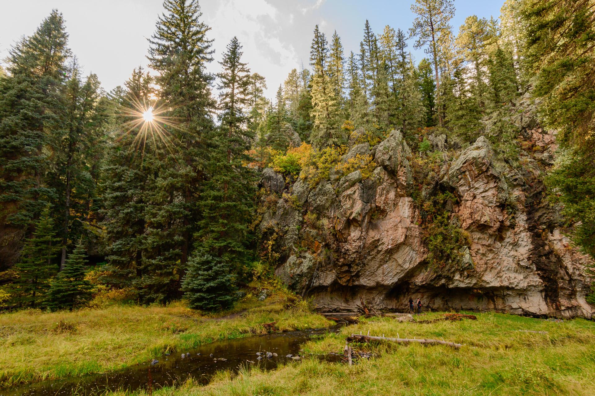 Las Conchas Trail – Jemez Mountains – New Mexico – Part 2 – 2019