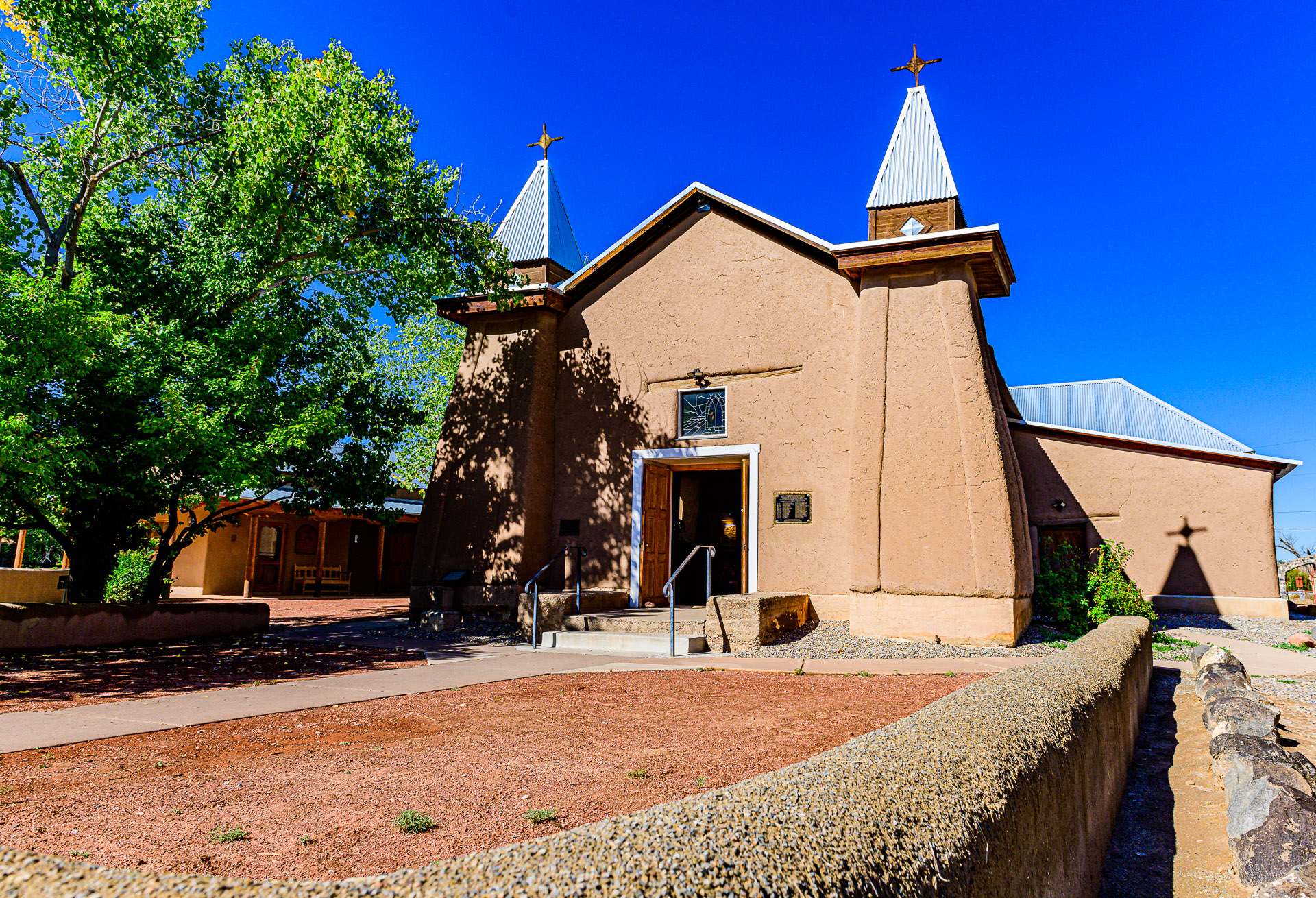 San Ysidro Church and Cemetery – Corrales, New Mexico – Part 4 – 2019