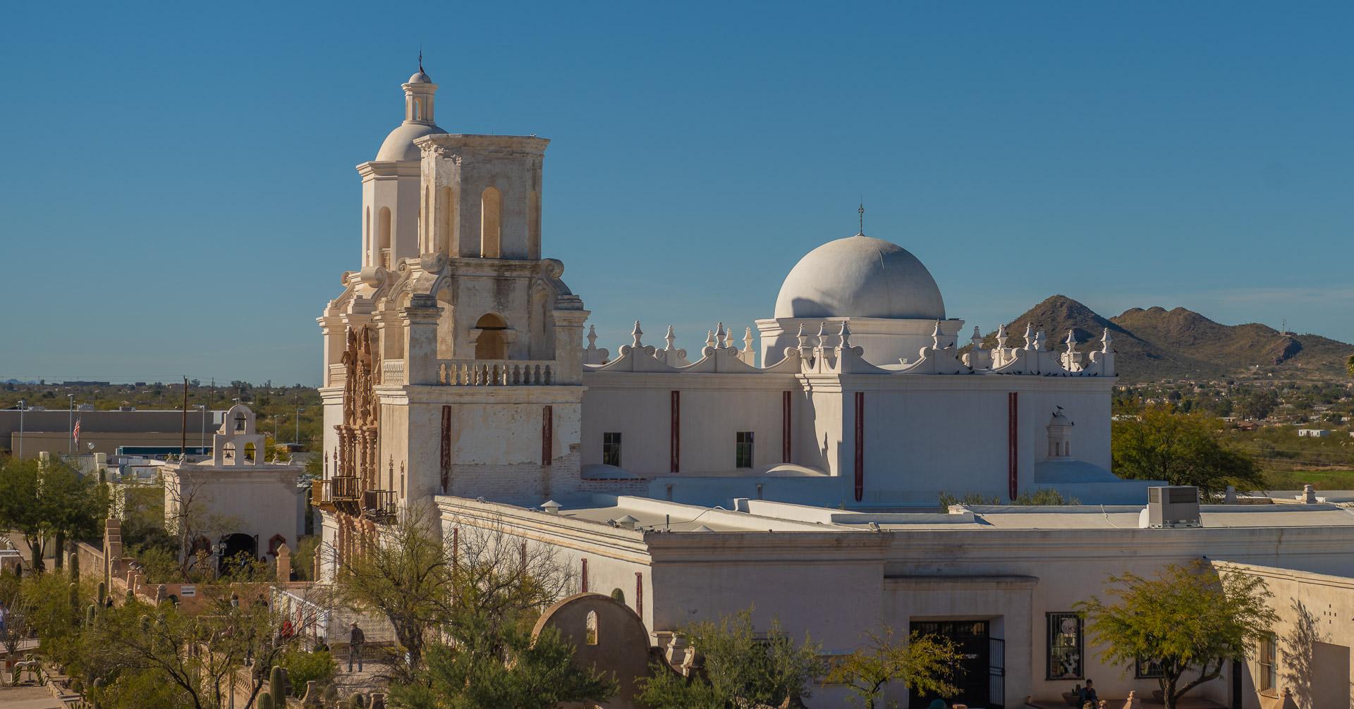 San Xavier Mission – Tucson, AZ – Part 1