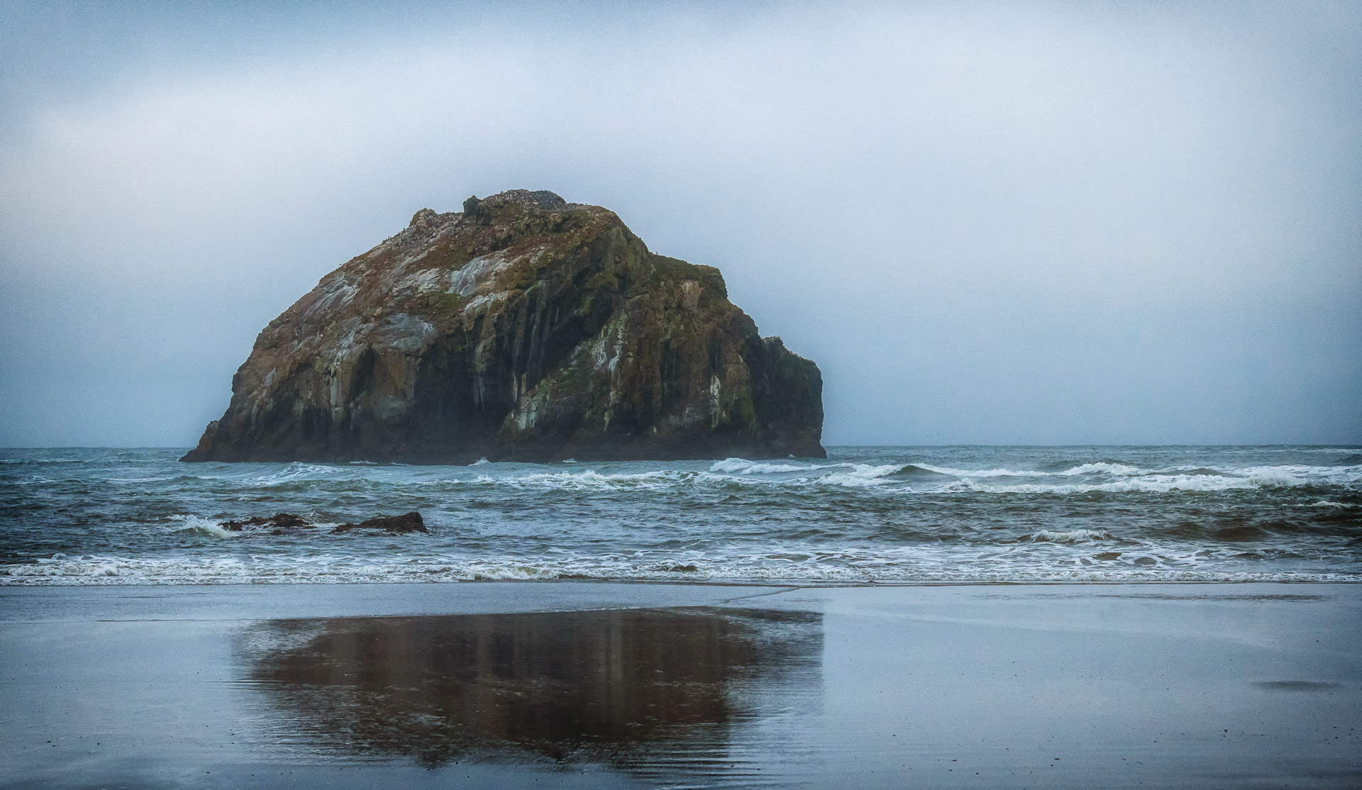 Face Rock State Scenic Viewpoint & Circles in the Sand – Bandon, Oregon – Part 3 – 2021