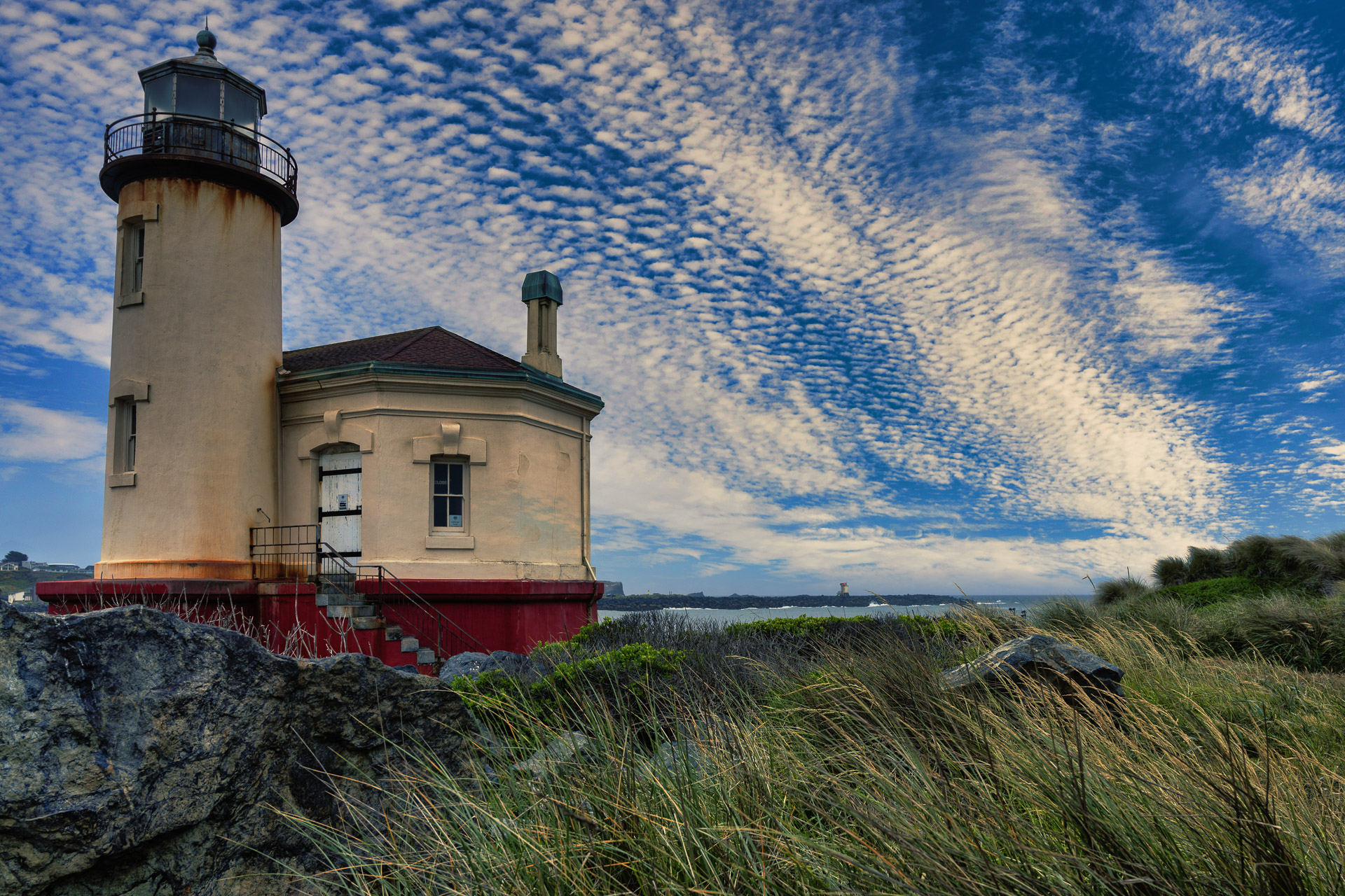 Coquille River Lighthouse in Bullards Beach State Park – Bandon, OR – Part 4 – 2021