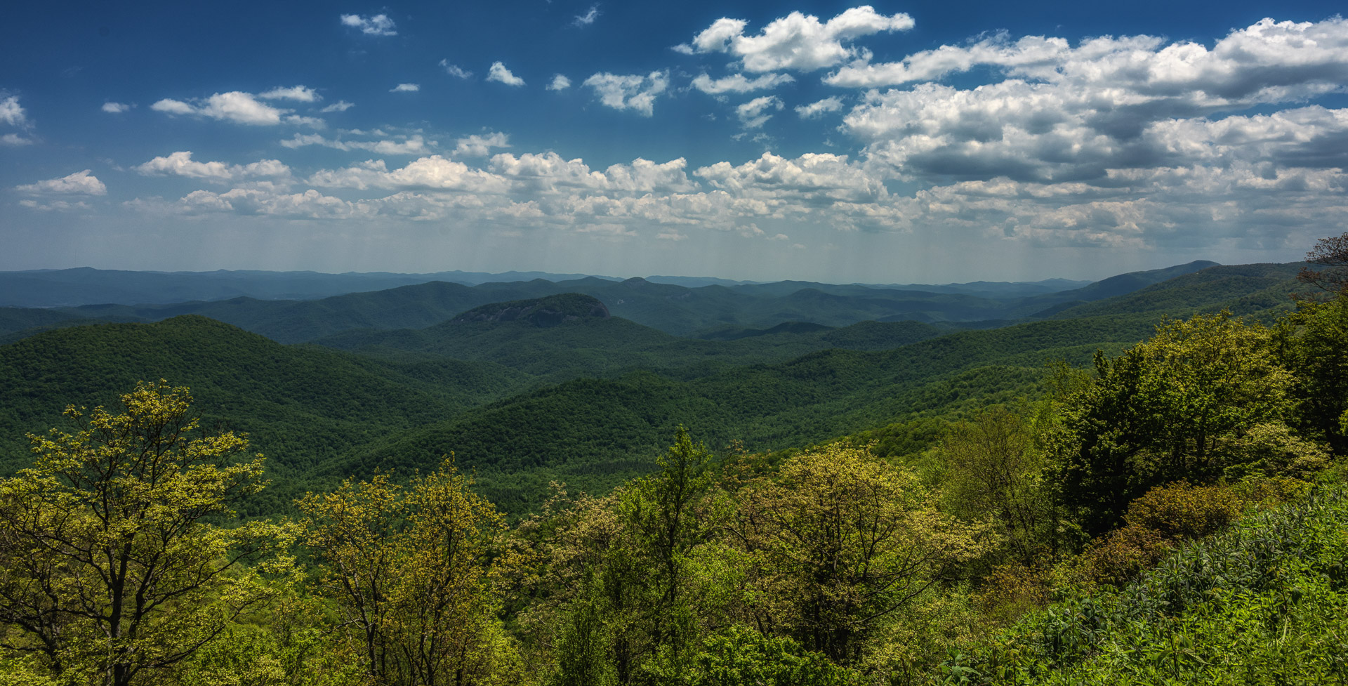 Pisgah National Forest  – North Carolina – Part 2 – 2021